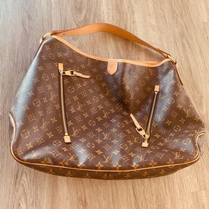 Louis Vuitton pre-owned Delightful GM canvas bag